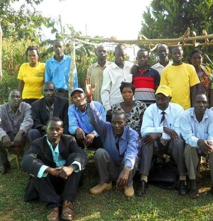 Rwamashengyero Tweyambe Group
