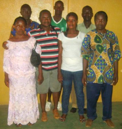 Frederick Boima's Group