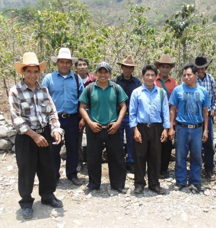 Campesinos De Tzununá 1 Group