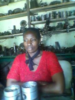 Faith Wanjira