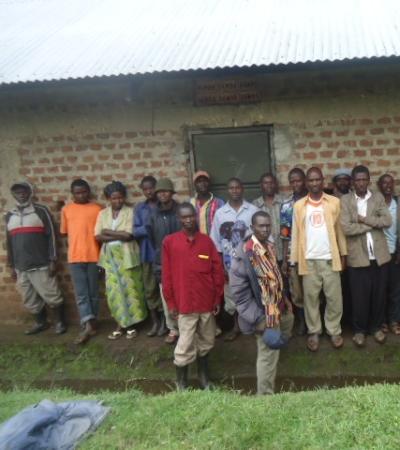 Busamba 11. Yahura Yohoza Tweimukye Group
