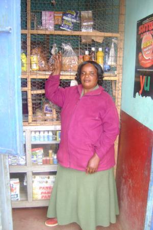 Rose Wanjiru