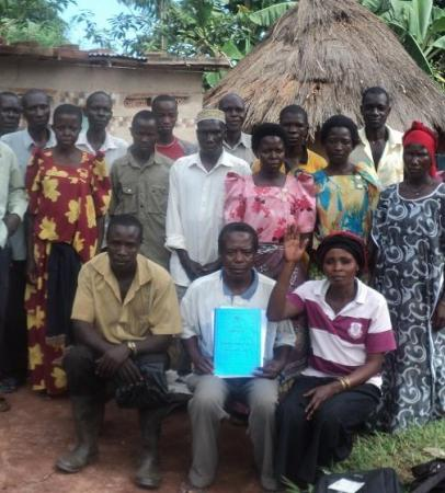 Mpungwe Aliseeka Group Of Jinja