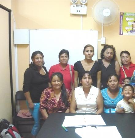 Las Pioneras Group