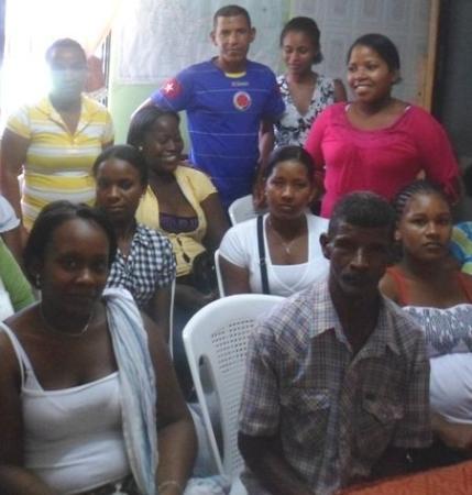 Amor Y Amistad 3 & 4 Group