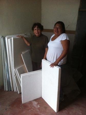 Dúo Damas Laboriosas Antigua Group