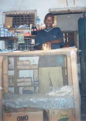 Simon  Mwendwa