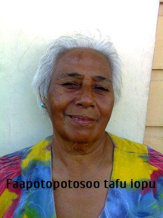 Faapototosoo