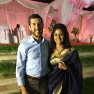 Bhavya & James' Wedding Team