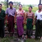 Pale Ywar Thit (A, B, C) Village Group