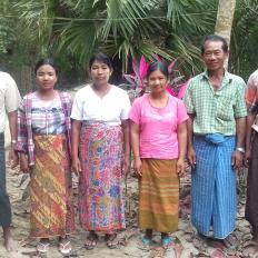 Kyauk Sa Yit (C) Village Group