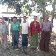 Myay Ni Kone (C) Village Group
