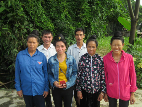 photo of Thanh Yen 07 Group