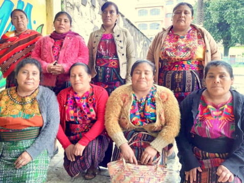 photo of Mujeres Sembradoras Group
