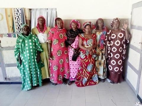 photo of Awa's Group