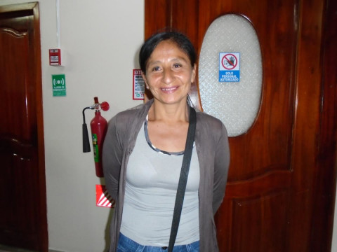 photo of Angela Cristina