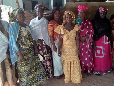 photo of Yacine's Group