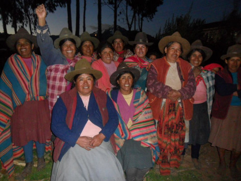 photo of Colquecancha Group