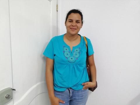photo of Joseline Johanna
