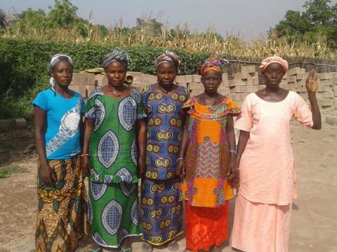 photo of Djicke's Group