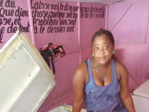 photo of Marie Ketia