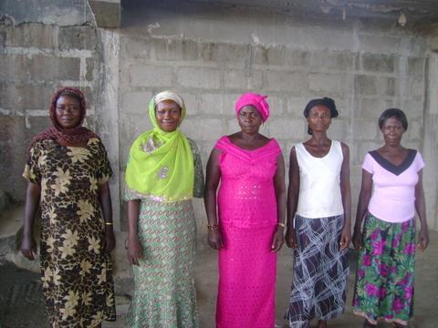 photo of Juaben Ladies Group