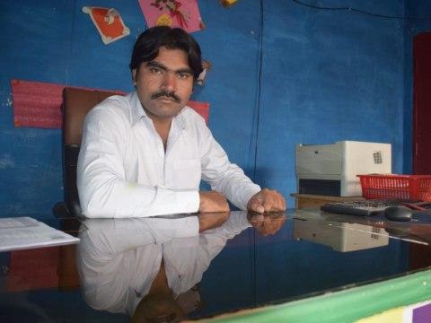 photo of Khaliq