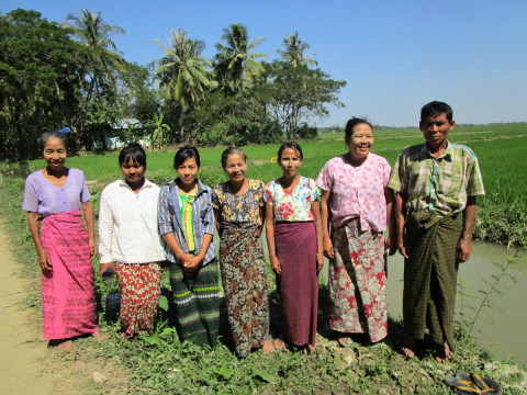 photo of Ah Kei Gyi – 2 (A) Village Group