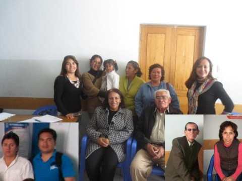 photo of Happy Ayllu Group