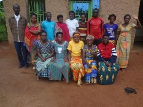 photo of Twitezimbere Munyarwandakazi Group
