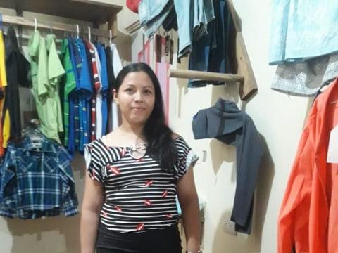 photo of María Vicenta