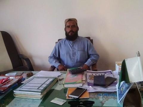 photo of Mushtaq