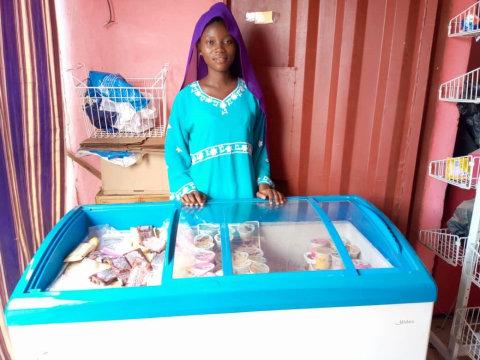 photo of Hadizatu