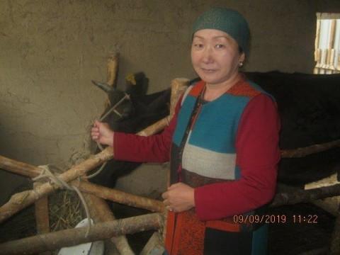 photo of Uulzhan