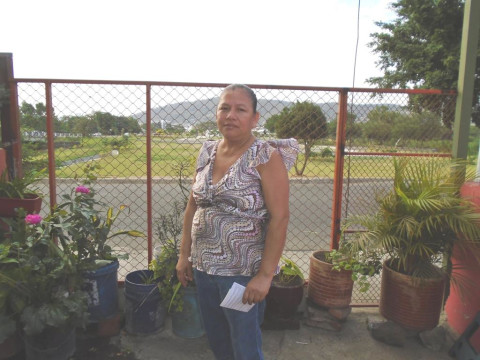 photo of Mercedes Lupita