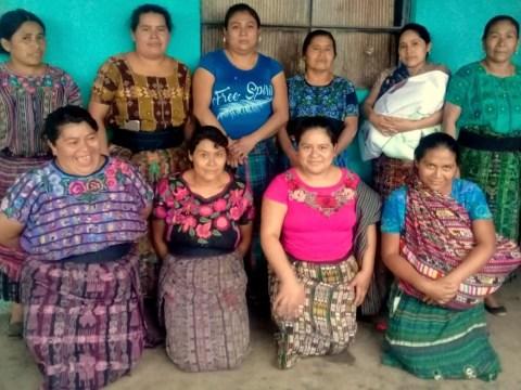photo of Mujeres Tierra Santa Group