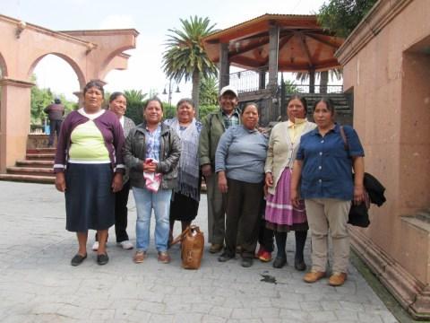 photo of Cuna De Belén Group