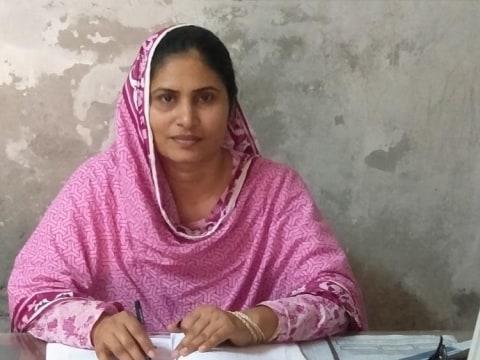 photo of Yasira