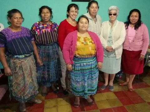 photo of Flor Del Campo Patzuneras Group