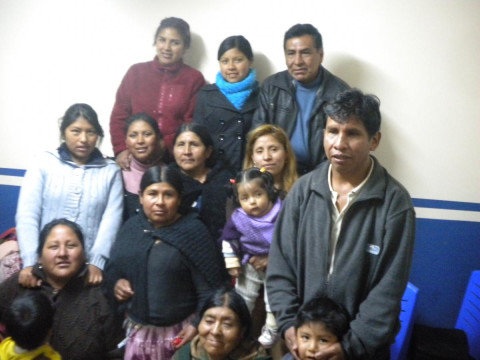 photo of Bolivianitas - 26 Group