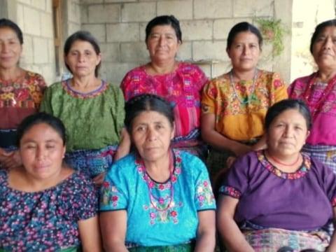 photo of Grandes Mujeres Montufar Group