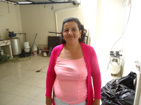 photo of Jenny Magali