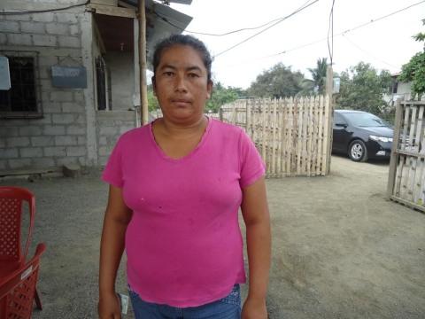 photo of Vicenta Marianny