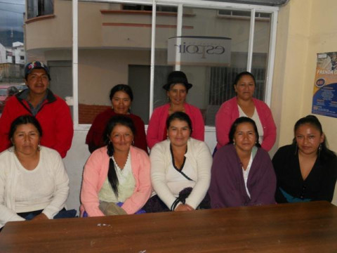 photo of San José  (Cuenca) Group