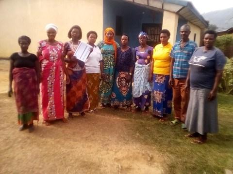 photo of Abanyamurava Gaseke Group