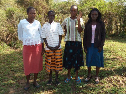 photo of Ngeleno Women Group