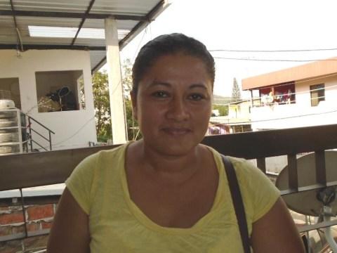 photo of Gladis Isabel