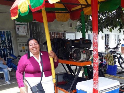 photo of Luz Aleyda