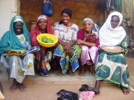 Dembagnouma. Group