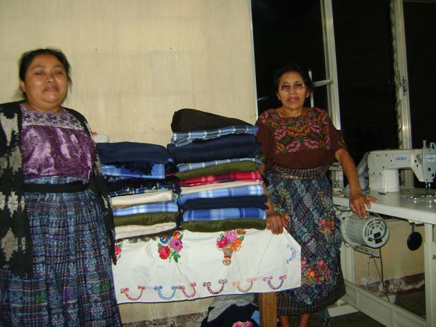 Dúo Mujeres De Negocio Group